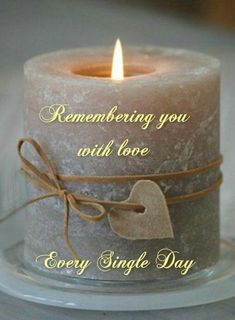 Keeping a candle lit in memory of my Angels in Heaven. Miss Mom, Miss You Dad, Candle Lanterns, Candle Jars, Candle Holders, Pillar Candles, Bougie Candle, Loved One In Heaven, Decoration Shabby