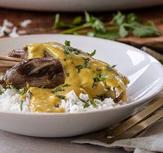With a fragrant combination of herbs and spices, this one-pot lamb shank curry will melt in your mouth and fill your kitchen with irresistible aromas.