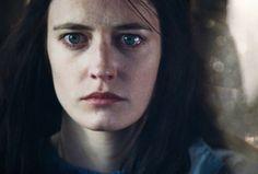 Eva Green (as Rebecca) Excerpts from the strange dark drama, WOMB Eva Green, Movie Z, English Actresses, Orlando Bloom, Cinema, Photography, Dark Matter, Ava, Eyes