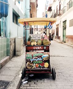 Cuba diary and initial thoughts -- after traveling through Havana, Trinidad and Vinales, I fell in love with this Caribbean island. Read more about why I adore Cuba so much and check out some of my favorite photos from the trip!