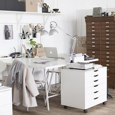 Lovely double office