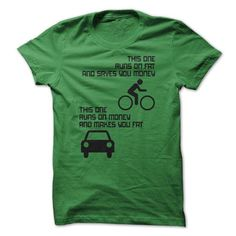 Runs on fat and saves you money TShirt