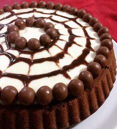 Muhallebili Kakaolu Tart Kek