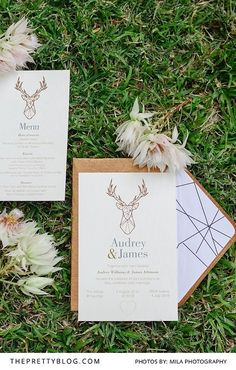 This is How to Combine Modern & Earthy Elements for Your Wedding