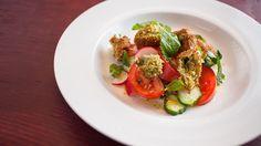 Salade de falafels | Recettes | Signé M