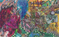 Edmonton Underground Arts - Your secret source for art by YEGUndergroundArts Spikes, Revenge, That Way, Art For Sale, New Art, Originals, Art Projects, The Past, Etsy Seller