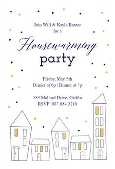 Housewarming Invitations Templates Endearing Fresh Start  Printable Housewarming Invitation Template .