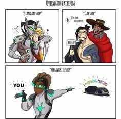 Overwatch is going to be played for a long time to come. Overwatch is a blast but plenty of folks will need to accept it's a really simple casual game in its Overwatch Funny Comic, Overwatch Memes, Overwatch Fan Art, Video Game Memes, Video Games Funny, Funny Games, Hilarious Memes, Estilo Anime, Lol