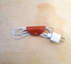 5 Pack of Cord Tacos. This great for any loose iphone cords