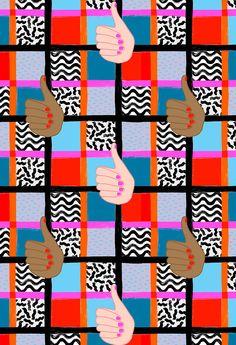 Thumbs Up - Esther Sandler