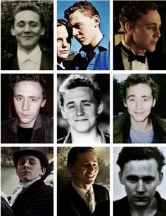 Tom Was Once An Adorable Baby Hiddles. PS. This post will destroy your life, click through to find out why.