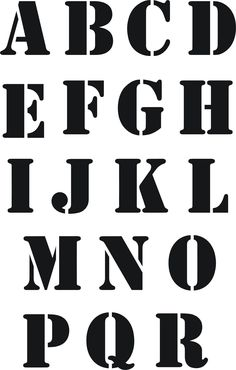 Kreativ Design- Kreativ Design Eigenmarke Stencil Schablone ABC 2tlg. -#GraffitiFontcricut #GraffitiFontinspiration #GraffitiFontlowercase #GraffitiFontstreet #GraffitiFonttshirts Lettering Styles Alphabet, Graffiti Lettering Fonts, Font Art, Script Lettering, Stencil Font, Alphabet Stencils, Alphabet Art, Number Stencils, Calligraphy Words