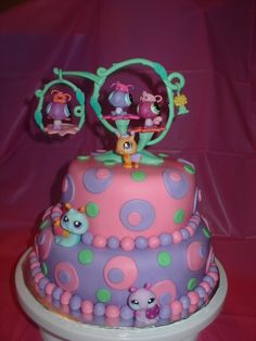 Littlest Pet Shop Birthday Cakes | It's Life, Max It Out: Crazy Birthday Week Is Over