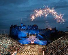Edinburgh 2015 Royal Military Tattoo