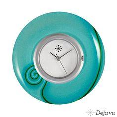 Lyrikscheibe L 314 Acrylglas cyan rund Spirale 40mm, 16 EUR