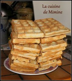 Gaufre de grand-p�re