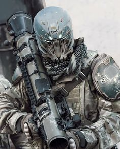 Special Forces by Rafael Amarante on ArtStation Futuristic Helmet, Futuristic Armour, Futuristic Art, Ps Wallpaper, Tactical Armor, Military Armor, Military Knives, Navy Military, Future Weapons