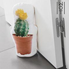 Sujetapuertas Decorativo Cactus Wagon Trend