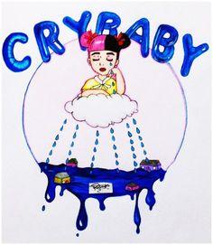 Cry baby desenho
