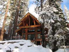 House vacation rental in Truckee from VRBO.com! #vacation #rental #travel #vrbo