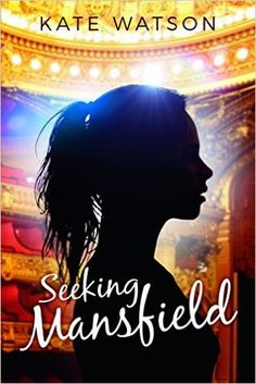 Cover Reveal: Seeking Mansfield by Kate Watson - On sale May 1, 2017! #CoverReveal