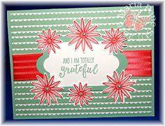 Stampin and Scrappin With Ri Ri: SU! GRATEFUL BUNCH CARDS