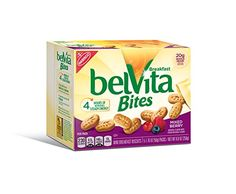 belVita Bites Breakfast Biscuits Mixed Berry 88 Ounce Pack of 6 ** Check this awesome product by going to the link at the image. (This is an affiliate link and I receive a commission for the sales)
