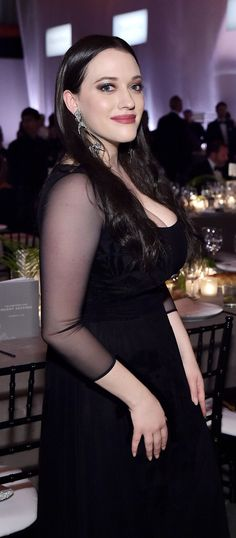 Kat Dennings, Stunning Women, Beautiful Ladies, Celebs, Celebrities, Female Form, Outfit Of The Day, Vogue, Hollywood