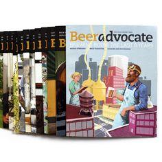 Subscribe to BeerAdvocate magazine