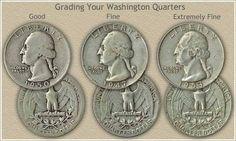 Grading Silver Washington Quarters