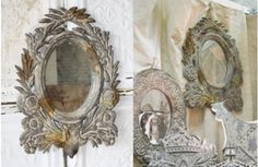 {Shabby Chic} Detailed French Rococo Mirror ~Enjoy Today's Steal from DECOR STEALS