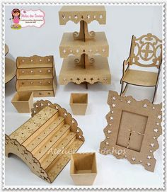 porta doces em mdf - Pesquisa Google Cardboard Crafts, Wood Crafts, Diy And Crafts, Paper Crafts, Cnc, Cumpleaños Lady Bug, Chocolate Fountains, Ideas Para Fiestas, Candy Table