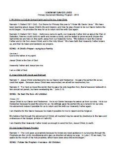 Lds Sacrament Meeting Program Ideas download free software ...