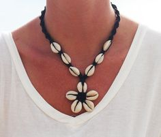 Made to order hemp necklace