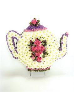 Val Spicer Teapot