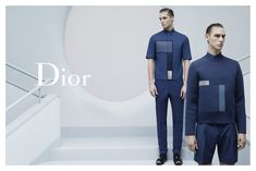 AD CAMPAIGN: DIOR HOMME SPRING/SUMMER 2014 BY KARL LAGERFELD