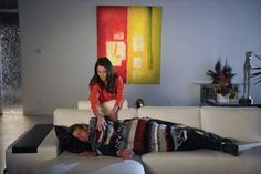 Teresa Lisbon and Patrick Jane♥ Trop mignon ! Patrick Jane, Simon Baker, I Love Simon, Kimball Cho, Person Of Interest, Vintage Boys, The Mentalist, Red Carpet Event, Tv Guide