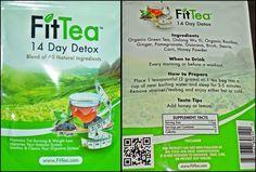 chiarabiostyle: Detox tea…la nuova frontiera dei tea