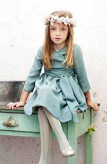 www.teresaleticia.com. Ropa de niños.