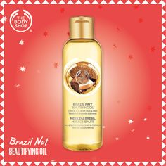 Brazil Nut Beautifying Oil