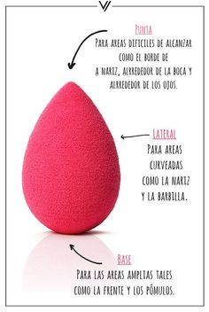 15 Cosas que toda adicta al maquillaje debe saber If you already bought a Beauty Blender sponge, learn how to get the best out of [. Makeup Guide, Makeup Tricks, Diy Makeup, Makeup Tools, Makeup Brushes, Cheap Makeup, Makeup Ideas, Teen Makeup, Full Makeup