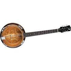 Luna Guitars Celtic Banjo If I'm really good, can I haz pleaze? Drum Instrument, Banjo Ukulele, Luna Guitars, Bluegrass Music, Irish Celtic, Miles Davis, My Muse, Mandolin, Sound Of Music