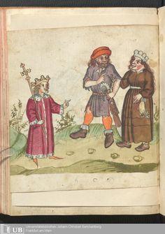183 [89v] - Ms. germ. qu. 13 - Salman und Morolf - Page - Mittelalterliche Handschriften - Digitale Sammlungen [S.l.], [1479; 15. Jh. 2. Drittel]