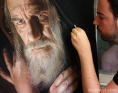 25 Beautiful and Realistic Pastel Paintings by Ruben Belloso | Read full article: http://webneel.com/pastel-painting | more http://webneel.com/paintings | Follow us www.pinterest.com/webneel