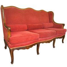 French Louis XV Style Sofa