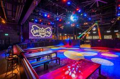 Whole Venue | Events Hire | Brooklyn Bowl | Hire Space