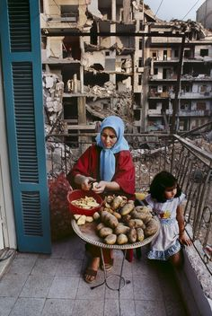 LEBANON-Steve McCurry