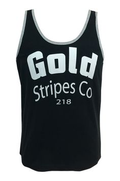 Legend (Black and Heather) Tank Top