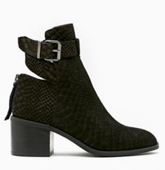Jeffrey Campbell Donner Ankle Boot on sale up to 70% off - Garmentory