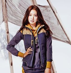 Park Shin Hye and T.O.P for MILLET.